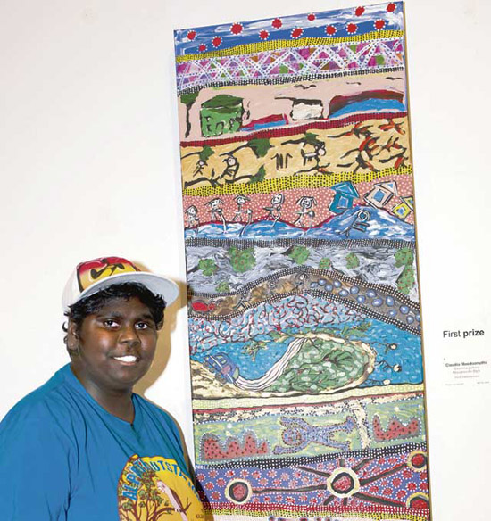 2012 Gold Coast Aboriginal and Torres Strait Islander Art Awards
